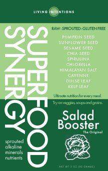 Salad-Booster